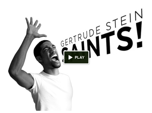 Gertrude Stein Saints!