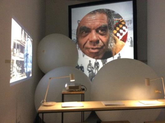 Australia national exhibit. Photo: Rachel Abrams