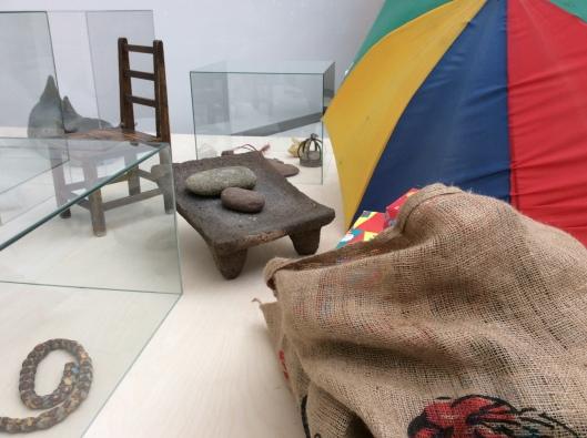 """""""Objects"""" exhibit. Photos: Rachel Abrams"""